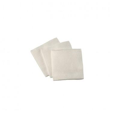 HEKA soft non-woven kompres 5 x 5 cm niet steriel - 8 lagen