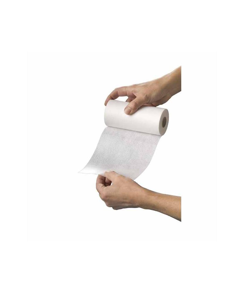 HEKA plast fix pleister 2 m x 10 cm niet steriel - rol
