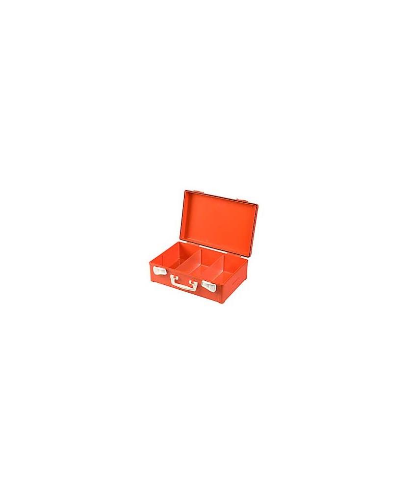 HEKA verbandkoffer toolpack A leeg - open