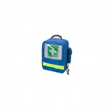 HEKA eerste hulp rugtas blauw met vulling BHV 2016