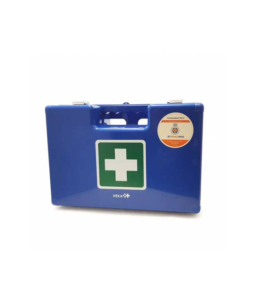 HEKA verbandkoffer medimulti HACCP BHV 2016