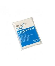 Heka Plast Plasters Textile Assorted
