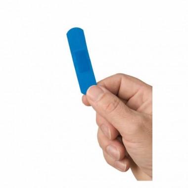 HEKA plast detectable wondpleister 19 x 72 mm niet sterie