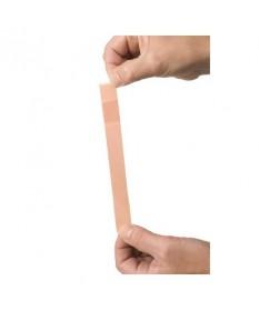HEKA plast waterresistant lange vingerpleister 180 x 20 mm niet steriel