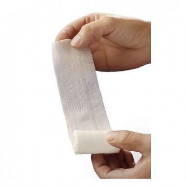 HEKA last elastisch fixatie windsel 4 m x 4 cm niet steriel