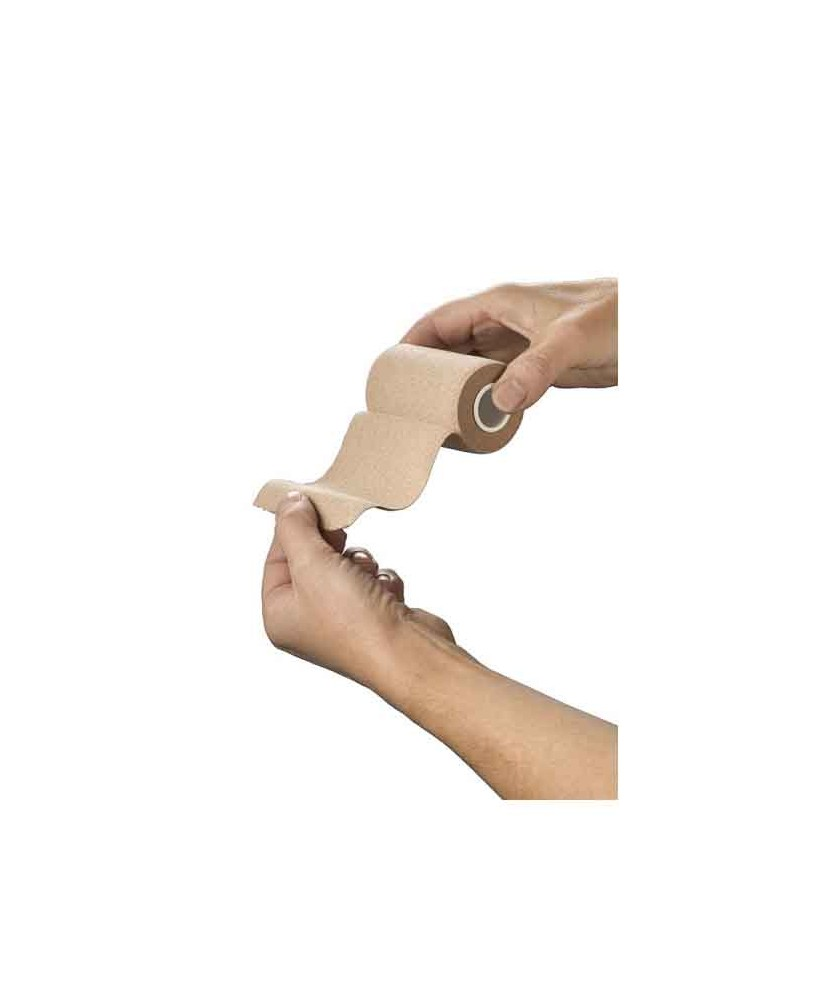 HEKA haft adhesive sensitive 4,5 m x 6 cm niet steriel