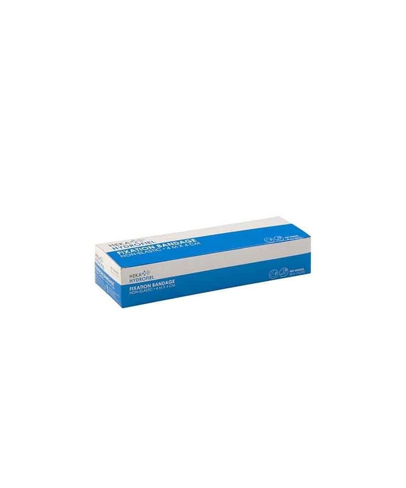 HEKA hydrofiel windsel 4 m x 4 cm niet steriel