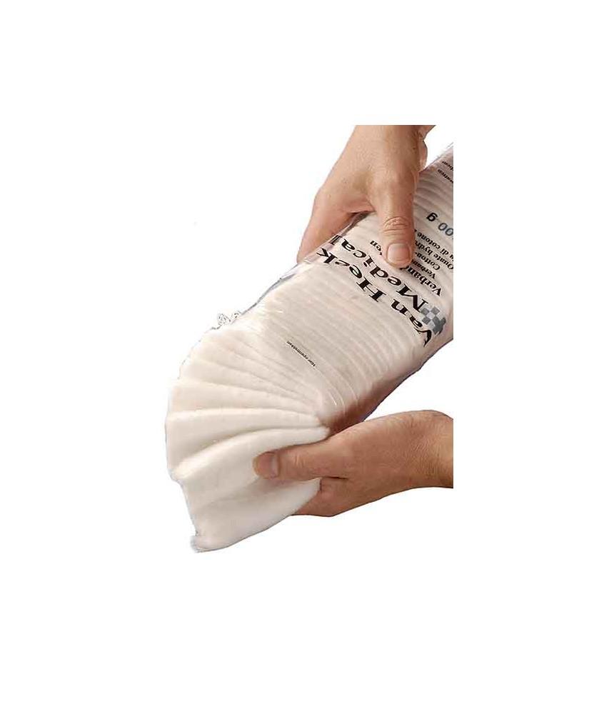HEKA verbandwatten zigzag 10 gram niet steriel